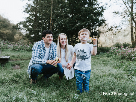 A bump, A toddler and Cuerden valley: A fun maternity shoot with the Hineys