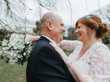 Louise and Greg get Married at Farrington Lodge, Preston