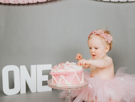 Darcey's Cake Smash