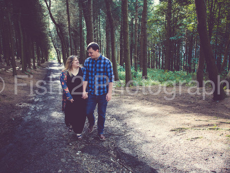 Nikki and Jons Engagement shoot