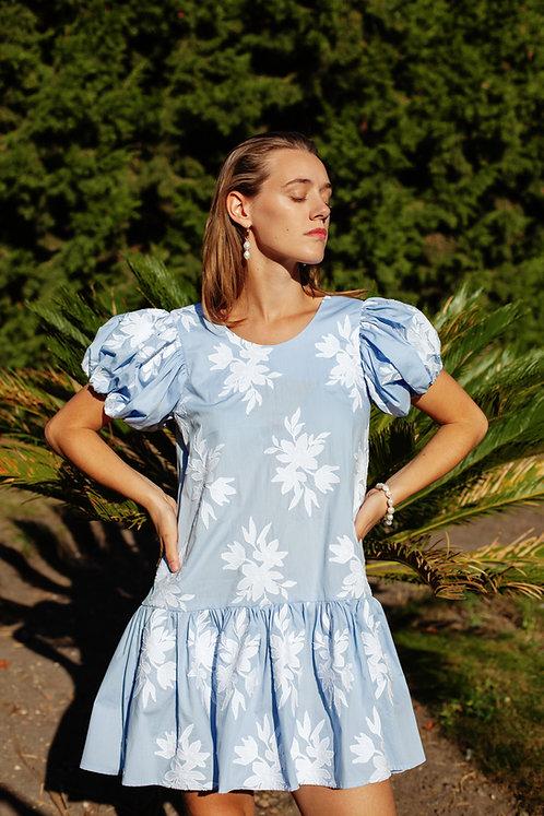 Blue Katie Dress