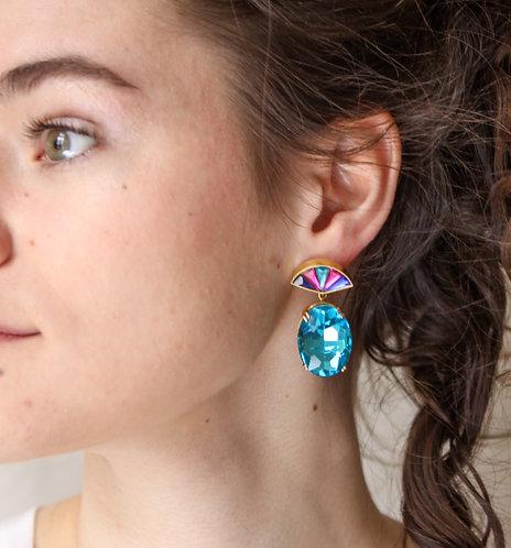Fan Earring