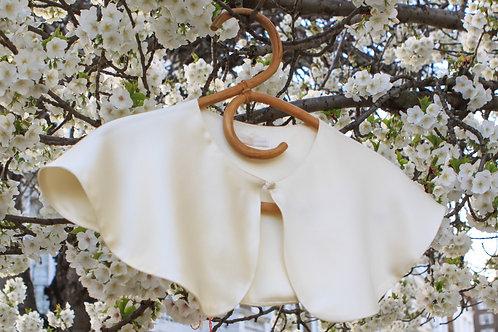 Silk Collar Ivory