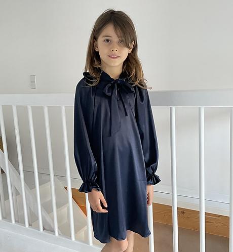 Luca Girls Silk Dress