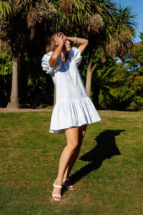 White Katie Dress