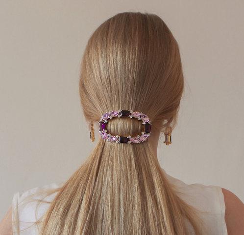 Fuchsia Hair Clip