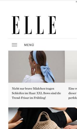 ELLE Germany