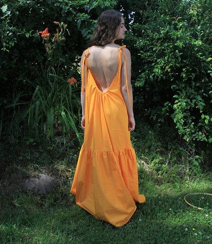 Carmen Dress Yellow