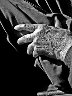 My Grand Fathers Hand