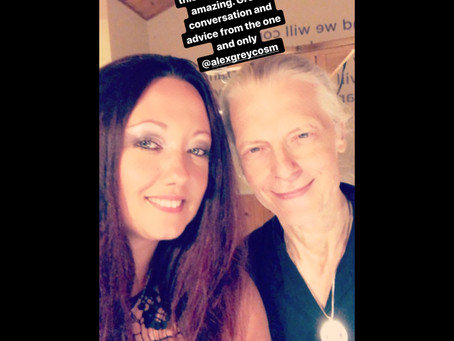 Visionary Art Intensive With Alex Grey