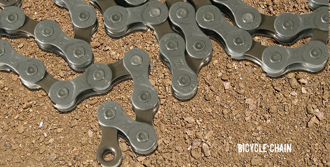Inspiration bicycle chain