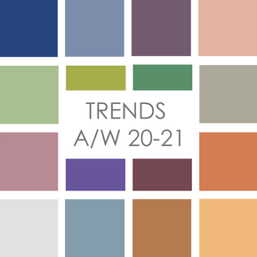 Trends Autumn/ Winter 20-21