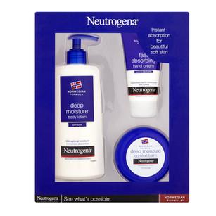 Neutrogena gift set
