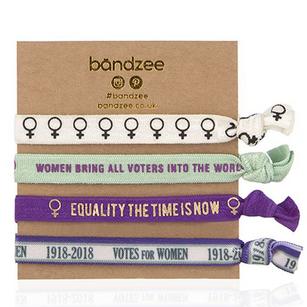 Bandzee hair ties