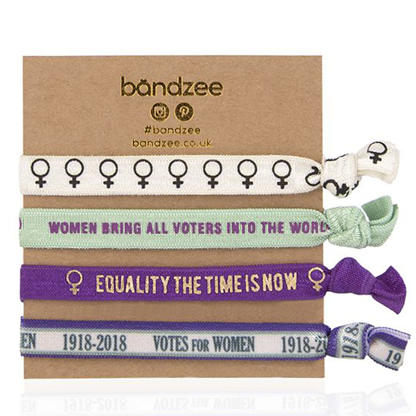Suffrage Hair Ties