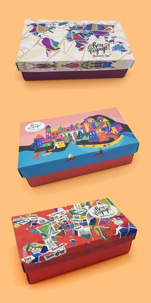 Beauty boxes 2021