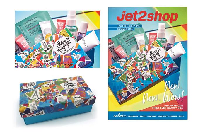 Jet2holidays beauty box 20