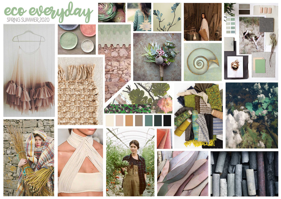 Eco Everyday trend Spring-Summer 2020