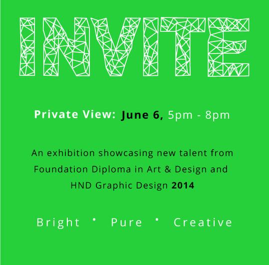Show invitation