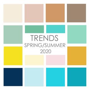 Trends Spring/ Summer 2020