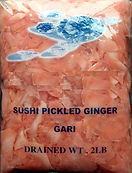 Gourmet Shop Barbados Wholesale Sushi Ginger Done