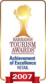 Achievement of Excellence retail 2007