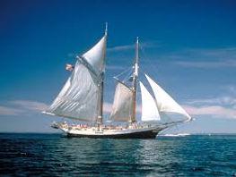 Sail Boat in Barbados