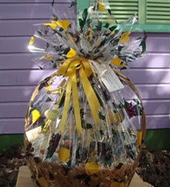 The Gourmet Shop Barbados Gift Basket 2