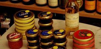 Gourmet Shop Barbados - Caviars & Sauterne