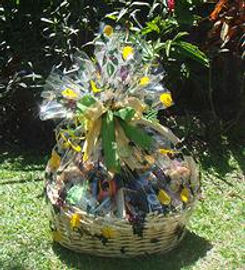 The Gourmet Shop Barbados Gourmet Gift Basket 1