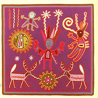 Huichol-2 paths of healing shaman and so