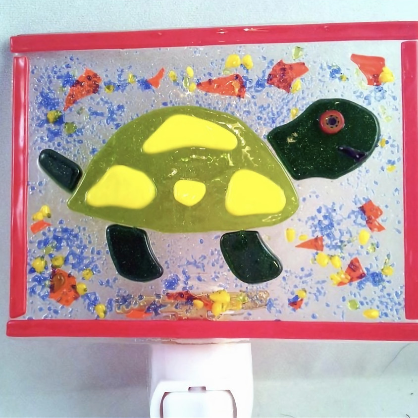 Kids Art Club - Glass Fusing