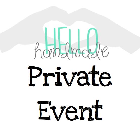 Monica's Private Event