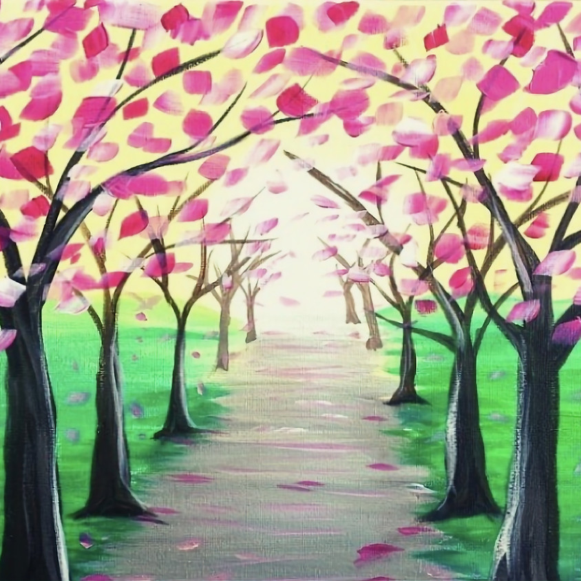 Kids Art Club - Canvas Painting