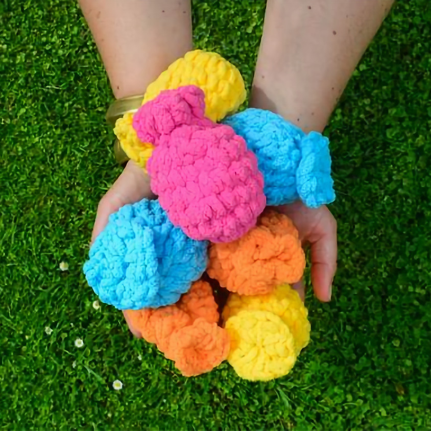 Kids Art Club - Crocheting Reusable Water Ballons