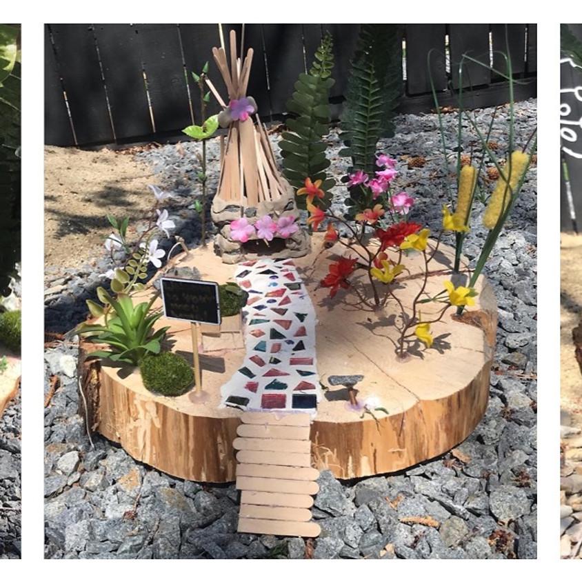 """Summer Camp - 5 Day """"Gnome/Fairy Garden"""""""