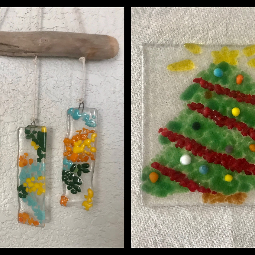 Wednesday Kids Art Club - Glass Fusing