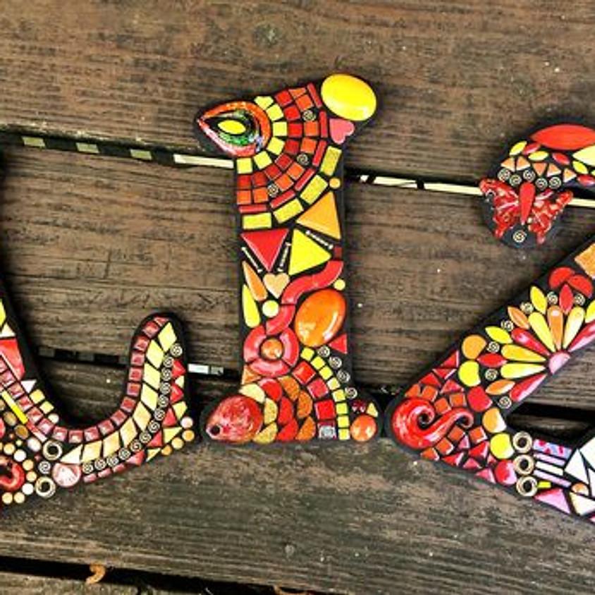 Kids Art Club - Mosaics