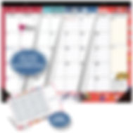 StriveZen Large Magnetic Calendar- DC1 1