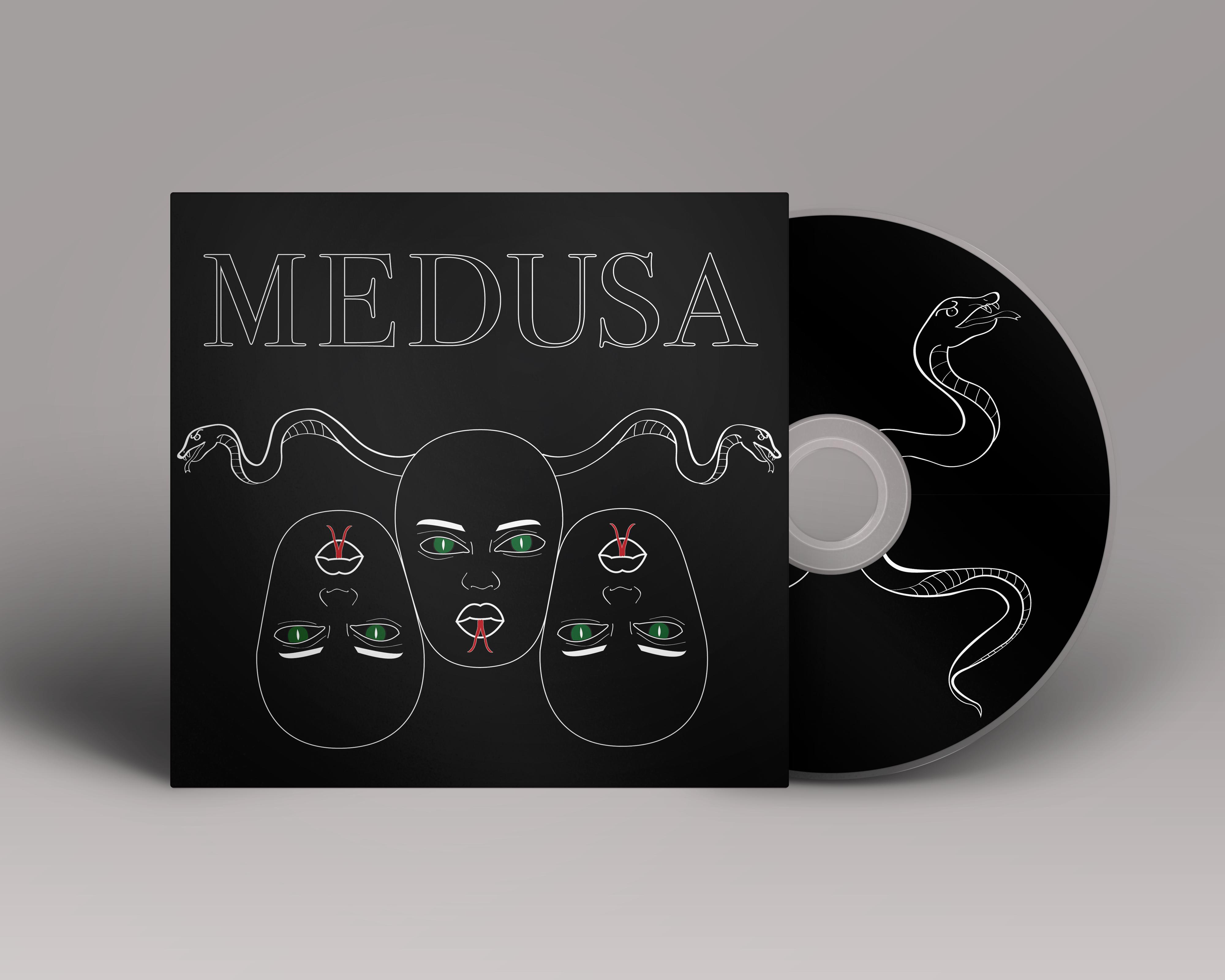 MUDUSA Cover Design