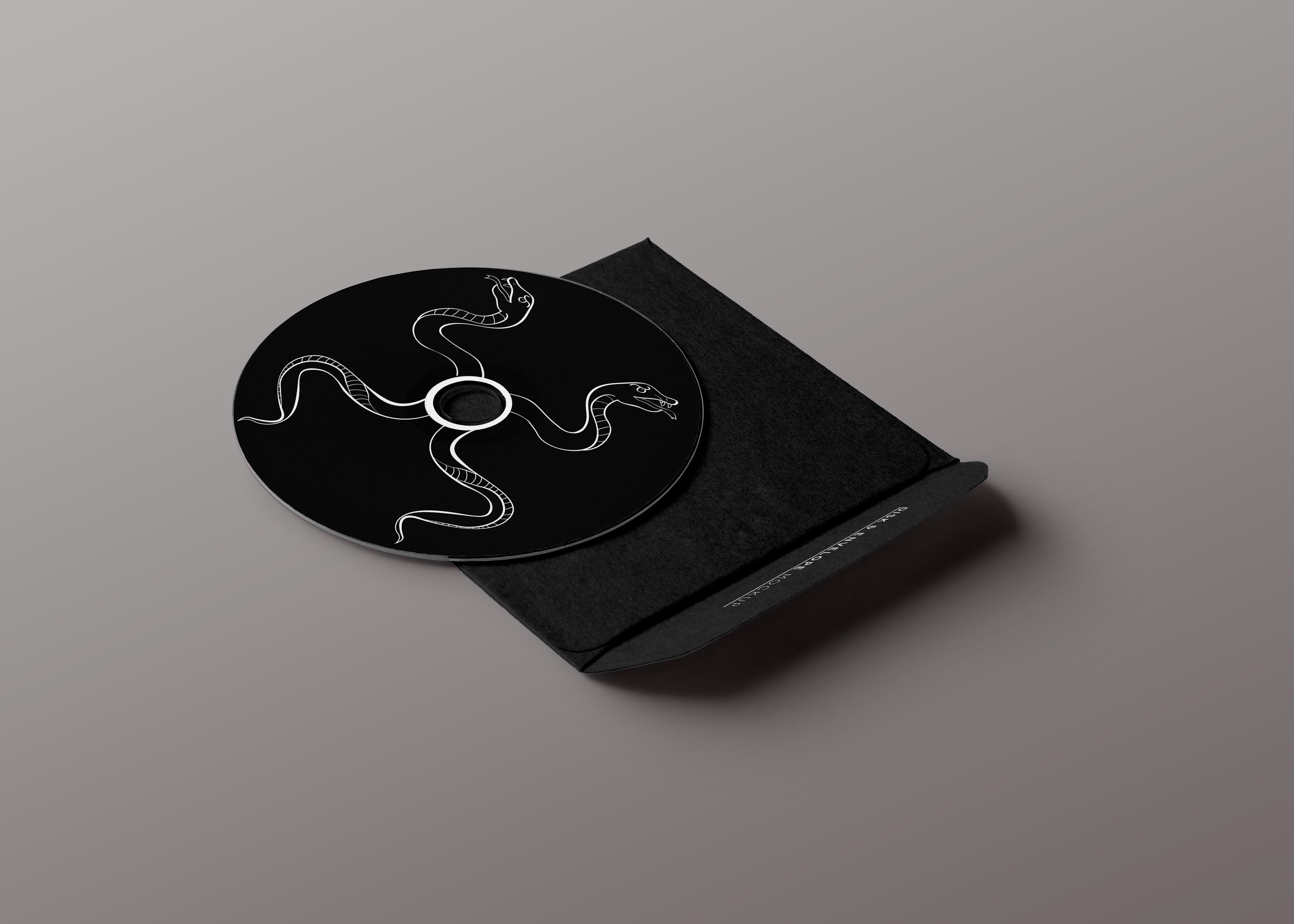 MEDUSA CD Design