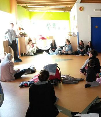 seminario asilo nido vicenza
