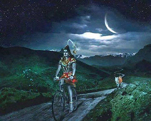 bicicleta bike shiva ahimsa yoga