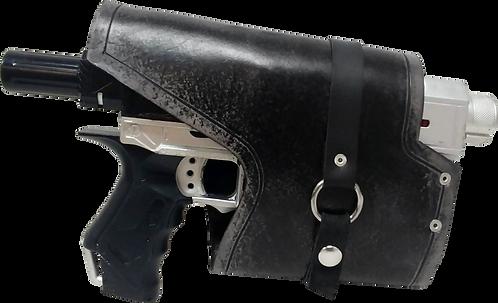 Étui pour pistolet Nerf Retaliator - noir