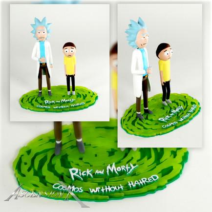 Fan art ''Rick and Morty''
