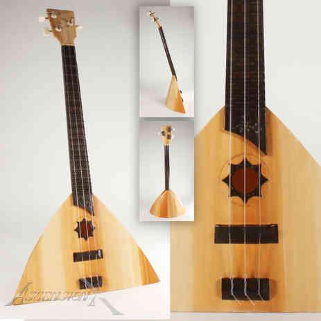 Instrument de music balalaika