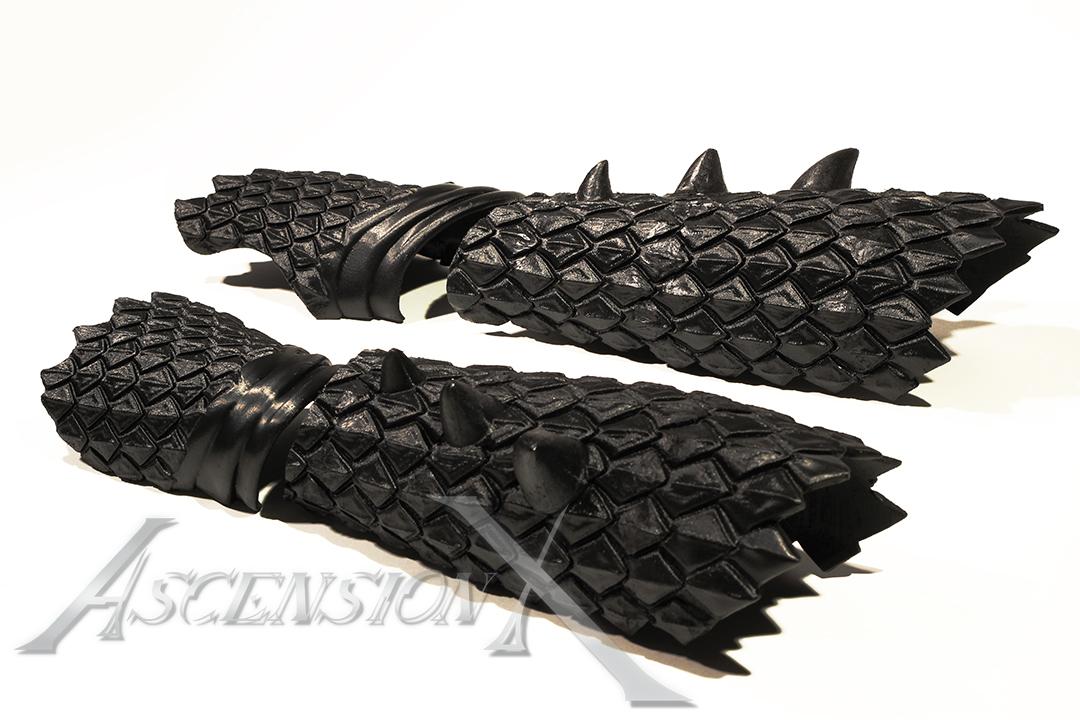 Bracers dragon (TPU)