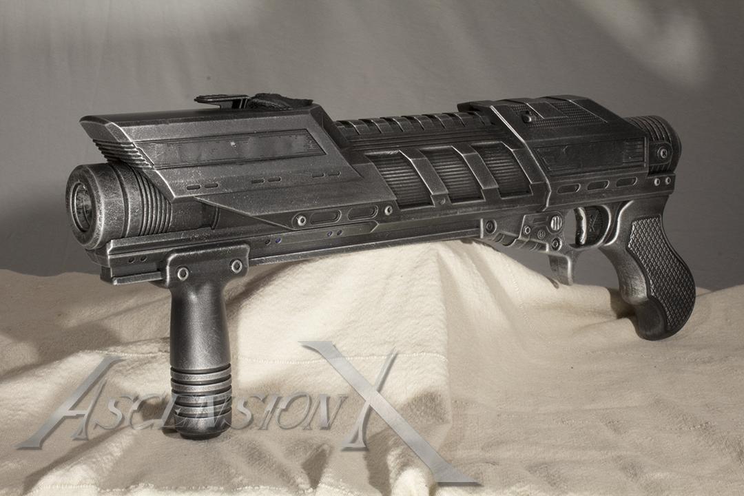 Shotgun Rival NERF. Armure Mandalorienne
