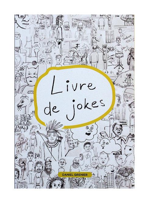 Livre de jokes