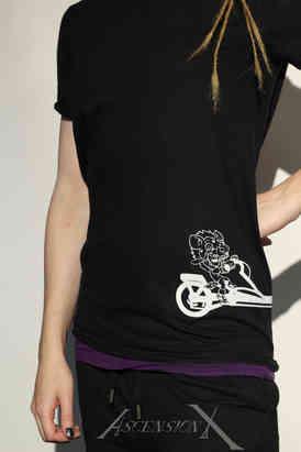 """T-shirt """"Vélo tandem"""""""